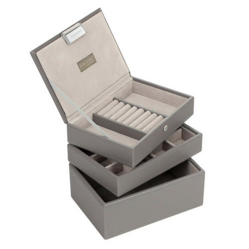 Mini 3-Set Scmuckbox | Mink & Stone-2