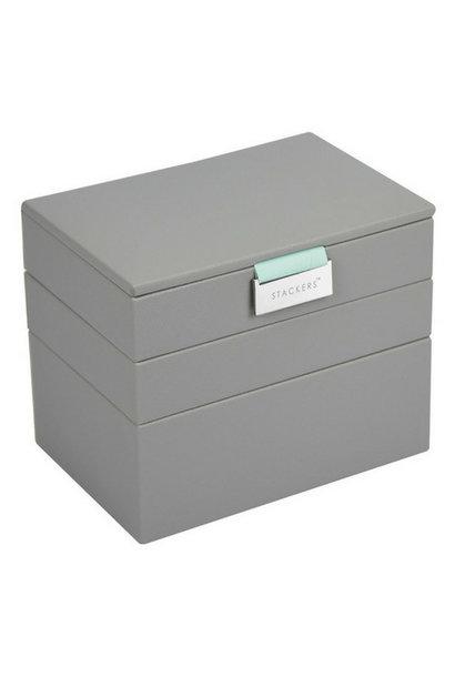 Box Mini 3-Set Scmuckkasten - Pop Mint