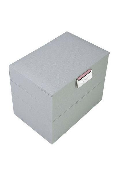 Box Mini 3-Set Boîte à Bijoux - Pop Rose
