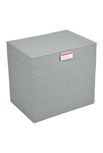 Box Classic 5-Set Jewelry Box - Pop Rose