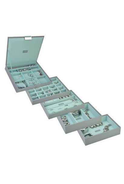 Box Classic 5-Set Jewelry Box - Pop Mint