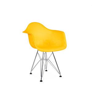 DAR Eames Kids chair Corn Yellow
