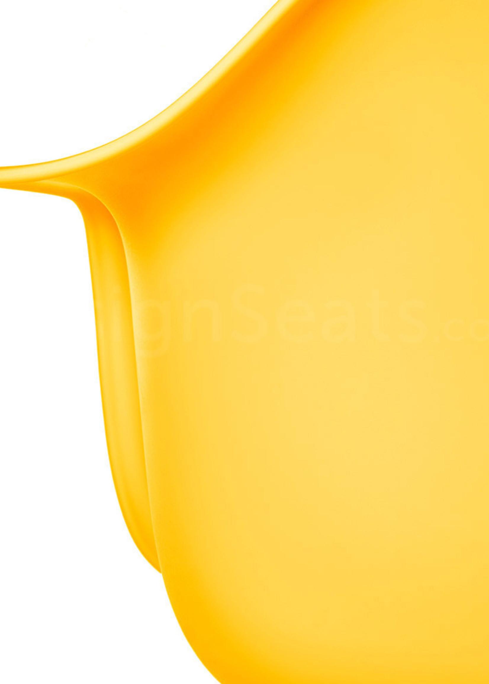 DAR Eames Design Kinderstoel Maisgeel