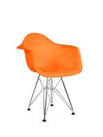 DAR Kinderstoel Oranje