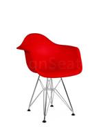 DAR Kinderstoel Rood