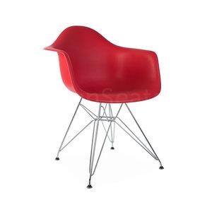 DAR Eames Design Chair Red