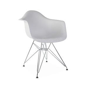 DAR Eames Chair White