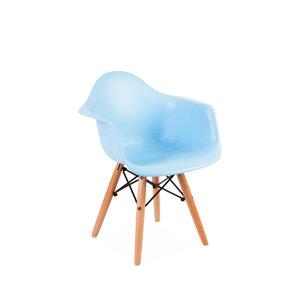 DAW Eames Kids chair Pastel baby blue