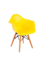 DAW Eames Kids chair Corn yellow