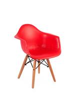 DAW Eames Kids chair Tomato Red