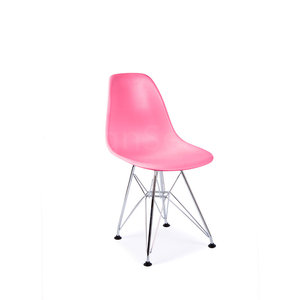 DSR Eames Kids chair Hot Pink