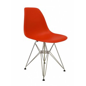 DSR Eames Design Dining Chair Red