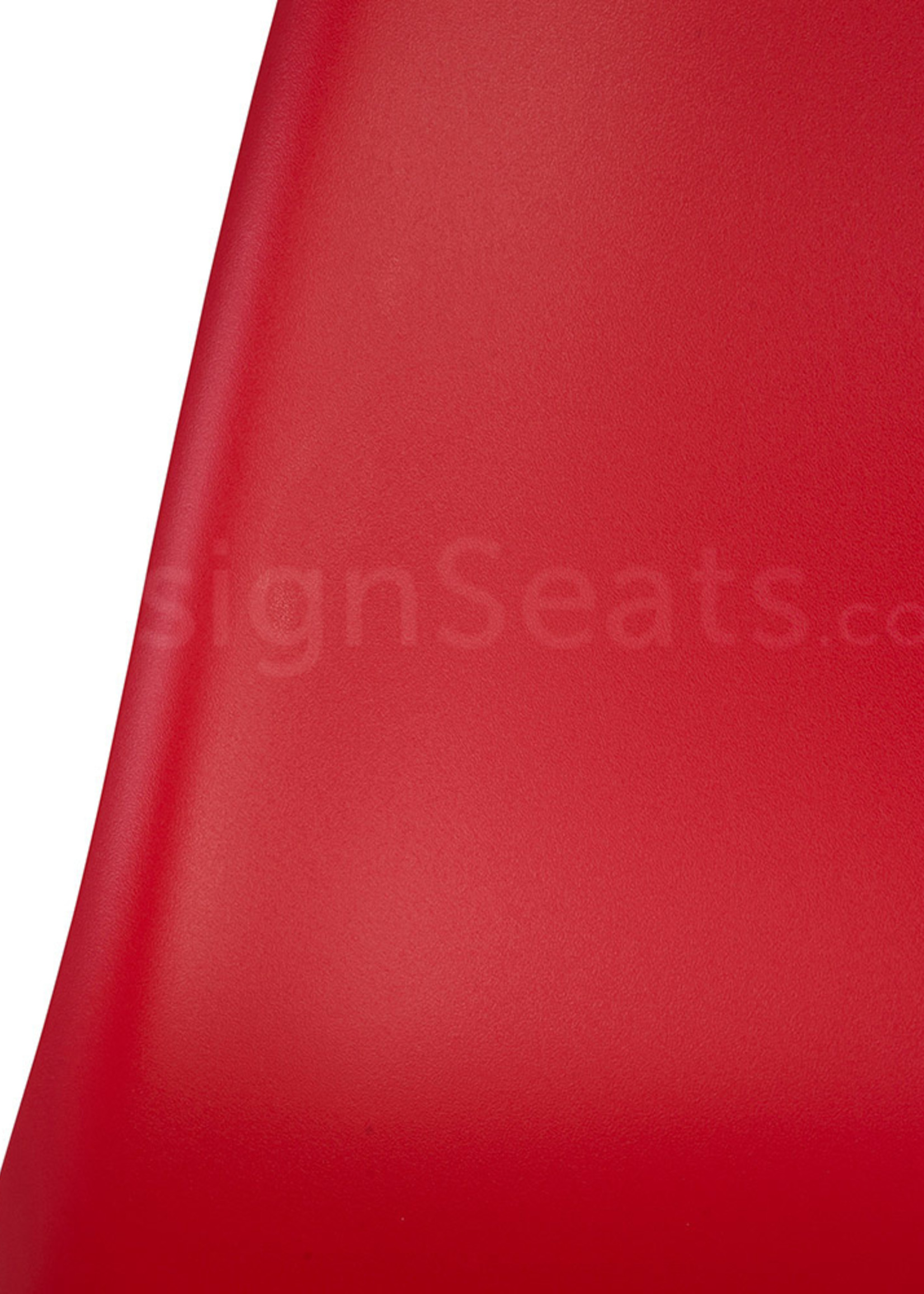 DSS Stacking Chair Dining Chair Red
