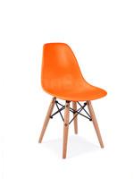 DSW Kinderstoel Oranje