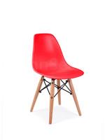 DSW Kinderstoel Rood