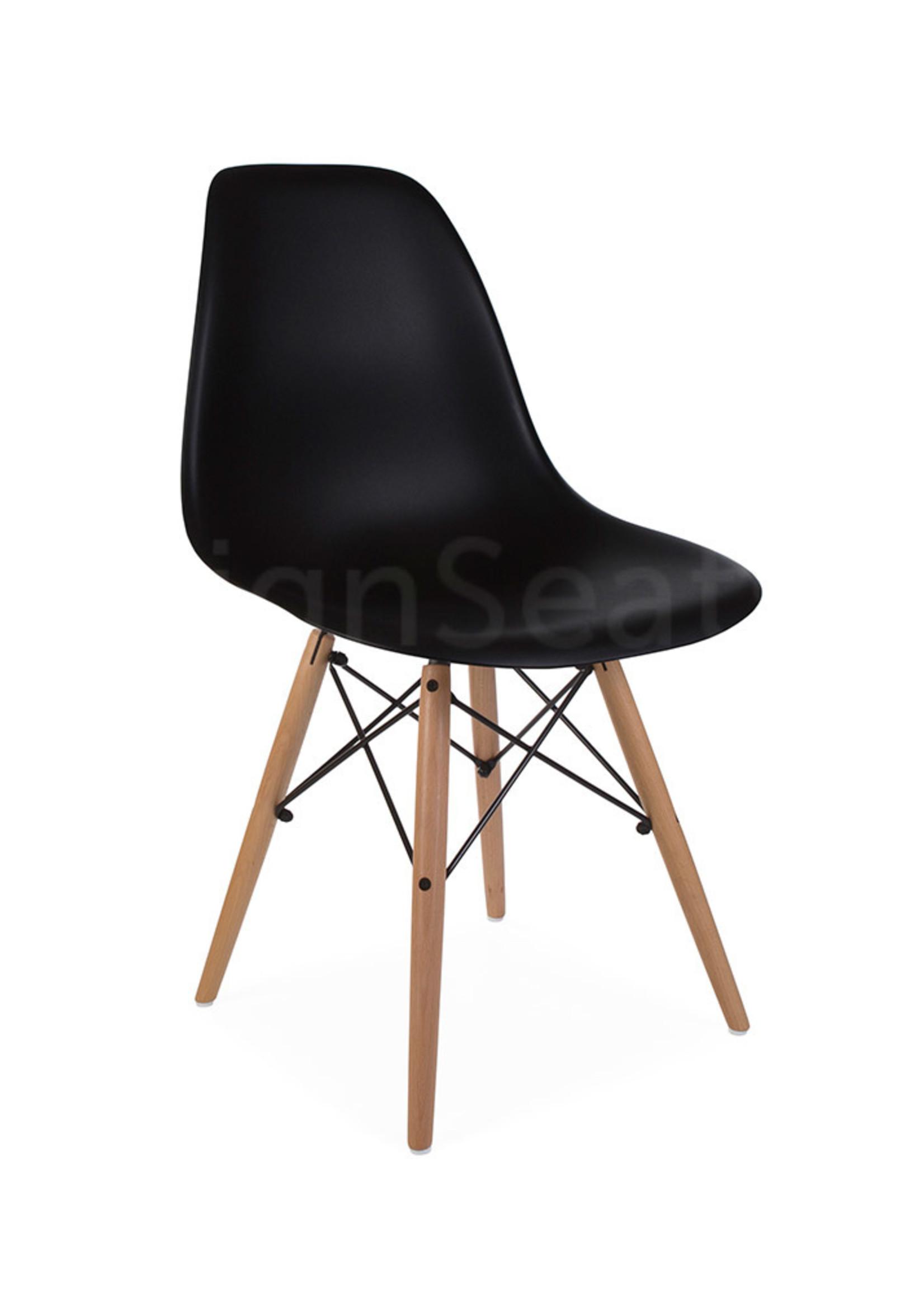 DSW Kids Eames Chair Black