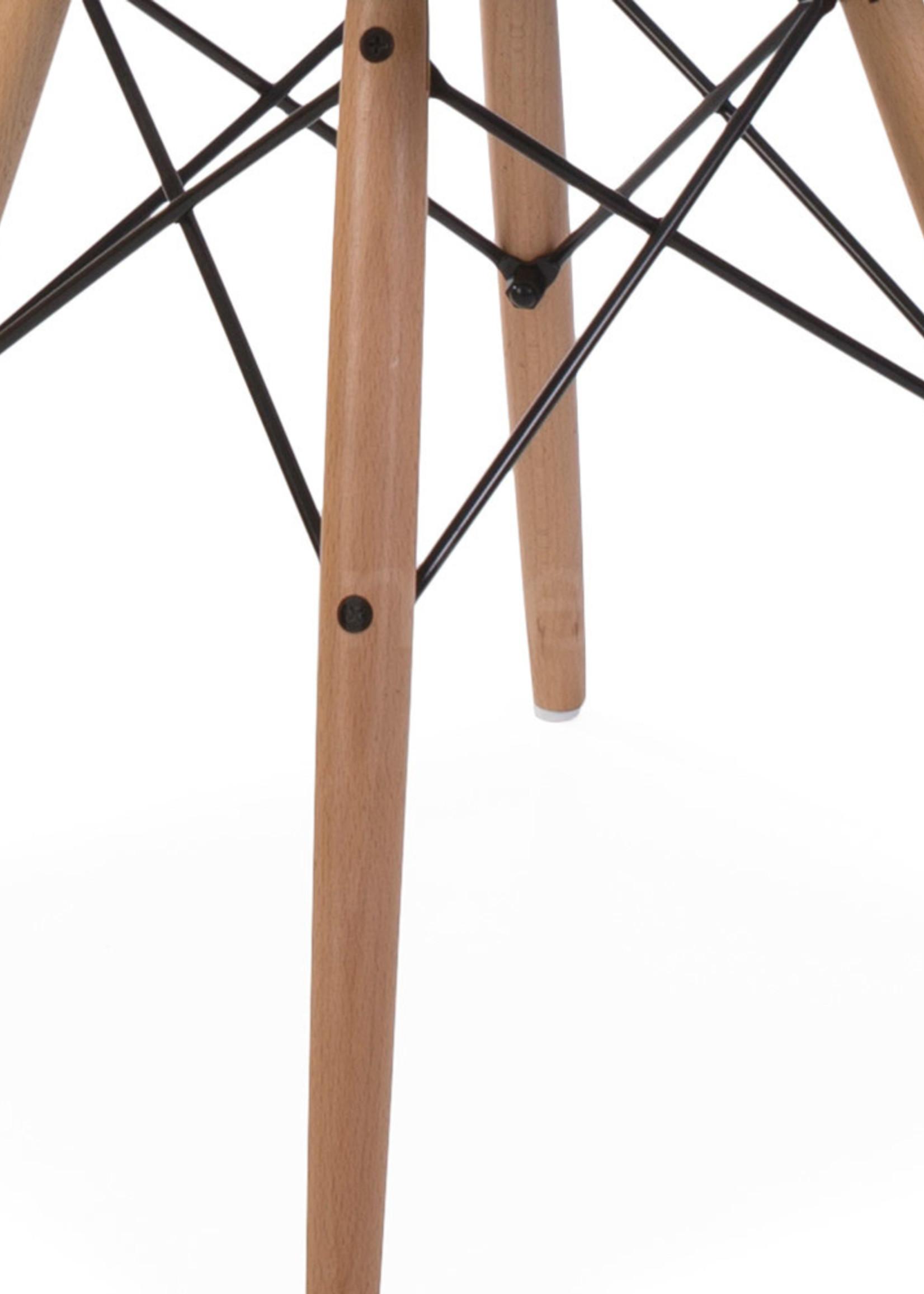 DSW Eames Design Stoel Licht-Terra