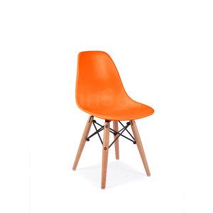 DSW Eames Design Stoel Oranje
