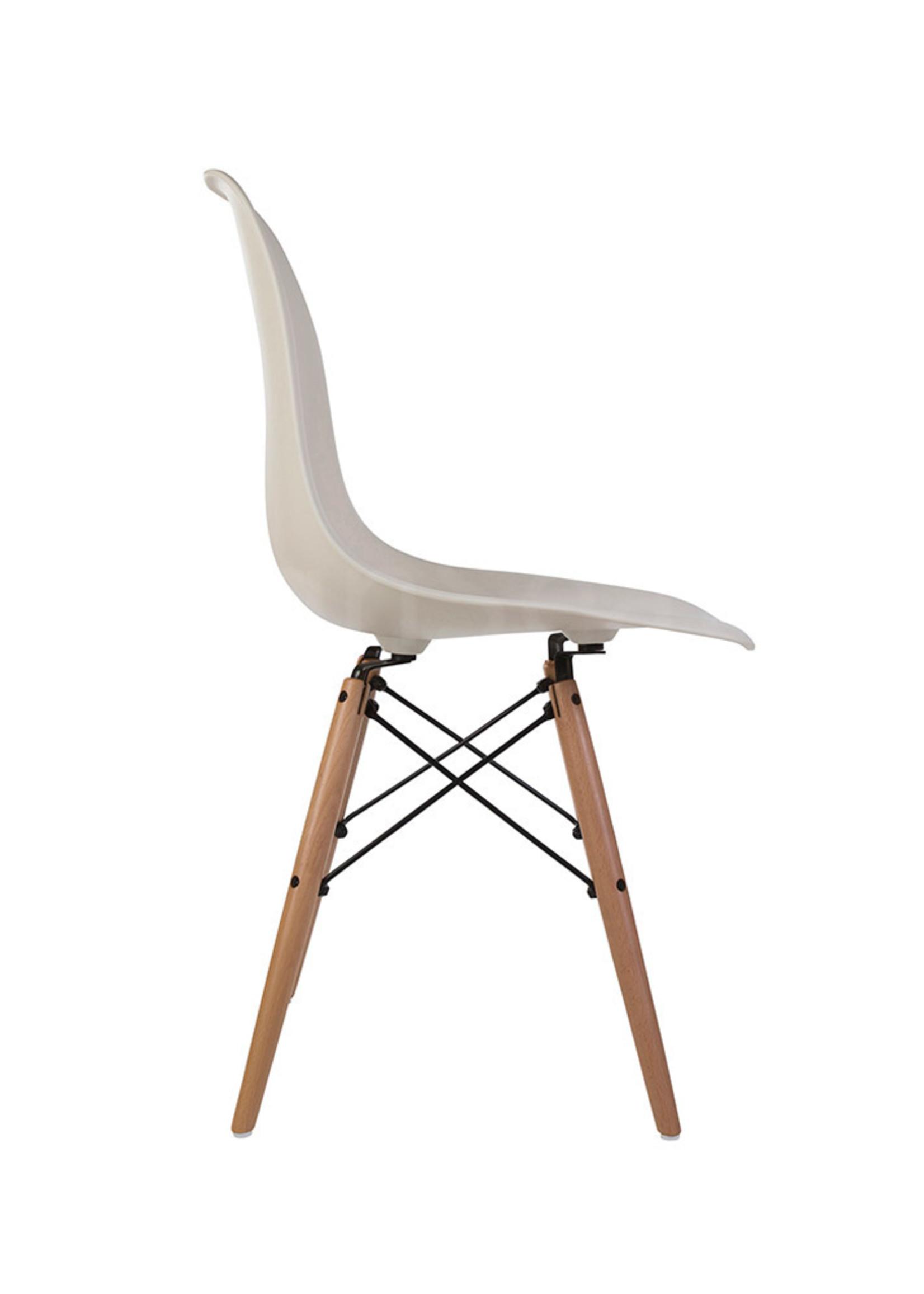 DSW Eames Design Gebroken Wit
