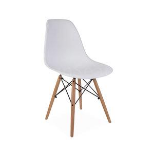 DSW Eames Design Stoel Wit