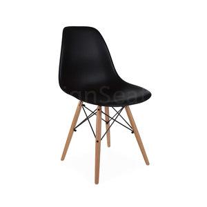 DSW Eames Design Stoel Zwart