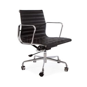 EA117 Eames Office chair black