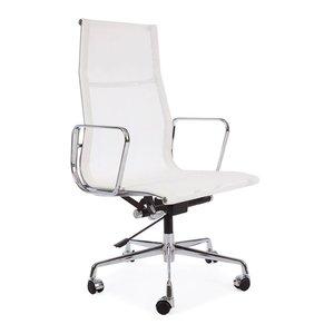 EA119 Mesh Bureaustoel wit