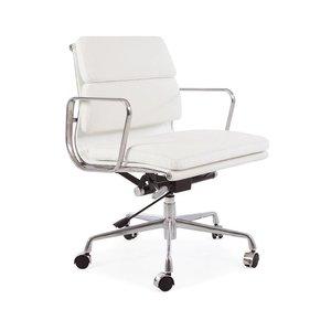 EA217 Eames Bureaustoel wit