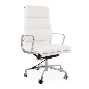 EA219 Eames Bureaustoel wit
