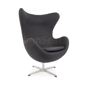 Egg chair Grey Cashmere