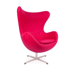 Egg chair Pink Cashmere