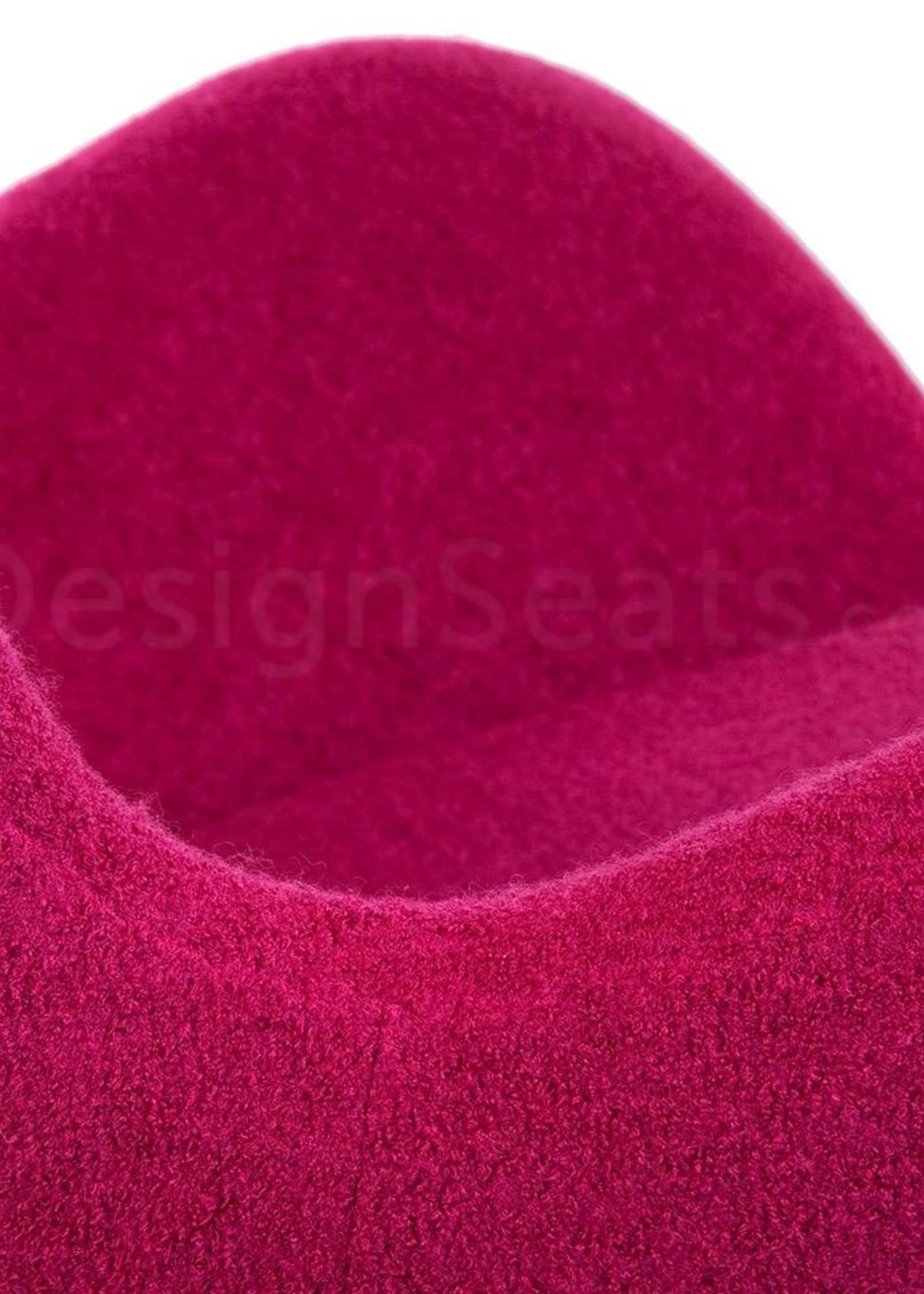 Egg chair Roze Wool