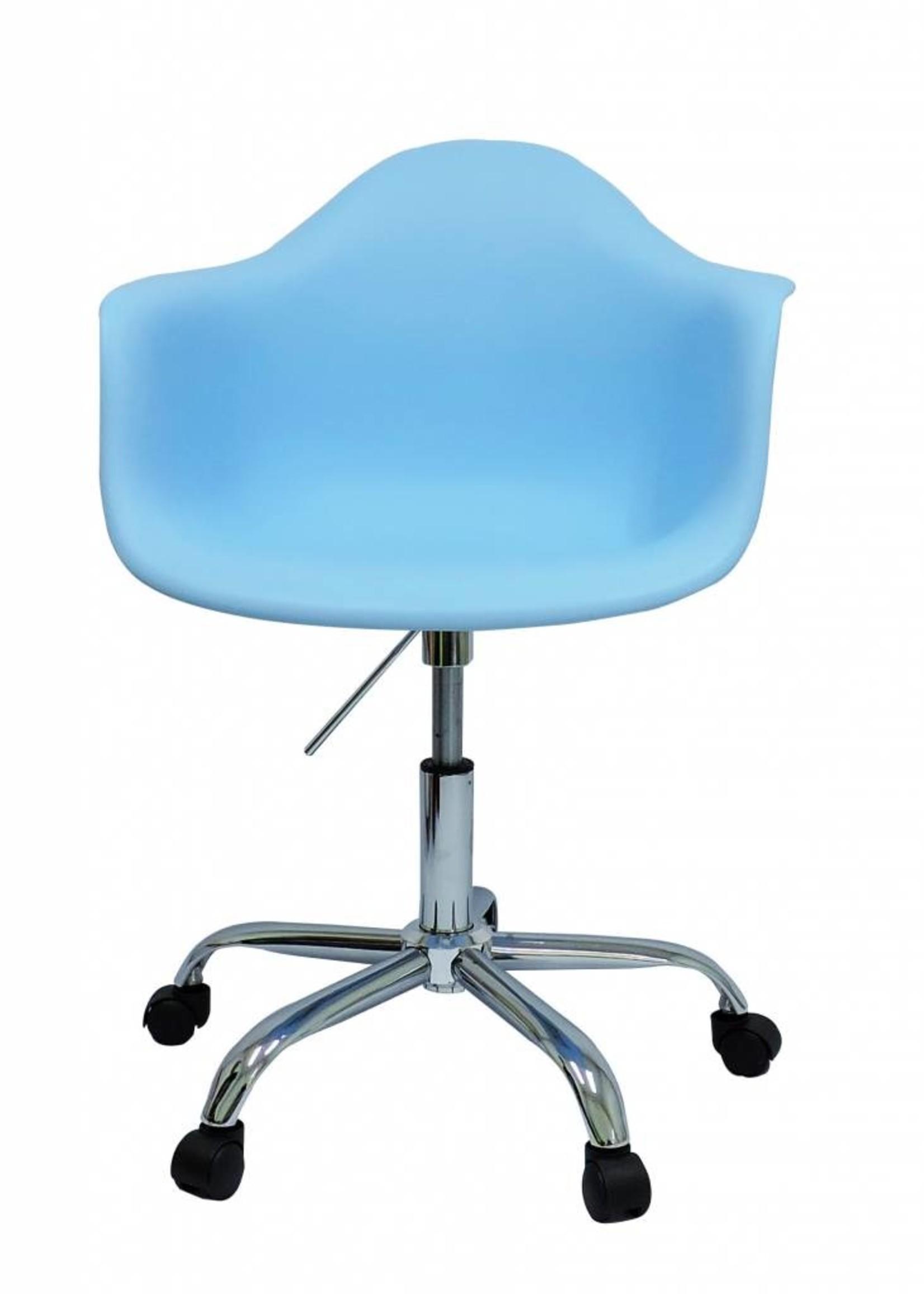 PACC Eames Design Chair Blue
