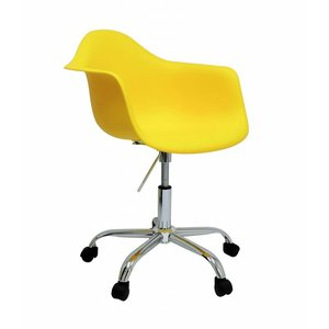 PACC Eames Design Chair Yellow