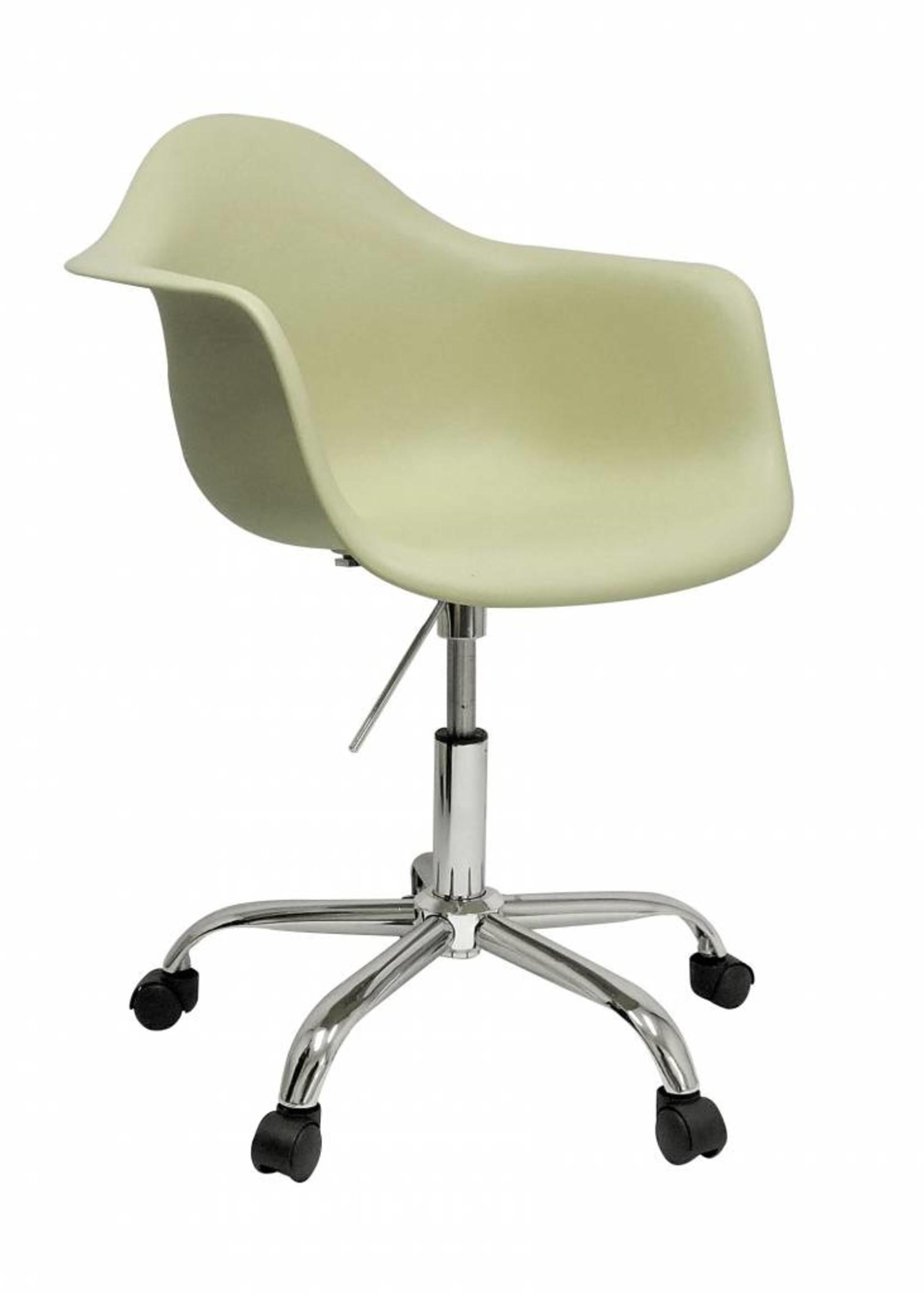 PACC Eames Design Chair Yellow
