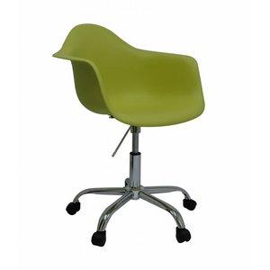 PACC Eames Design Stoel Groen