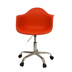 PACC Eames Design Chair Red