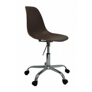 PSCC Eames Design Chair Brown