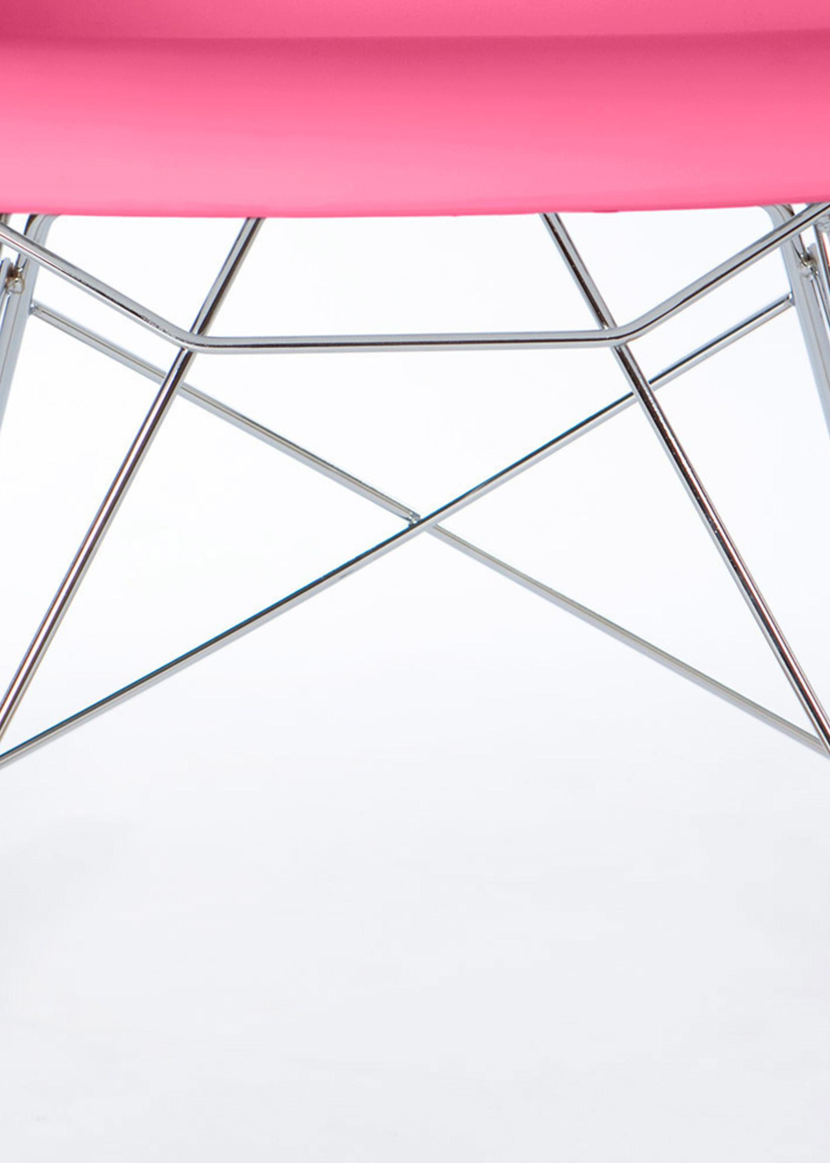 RAR Eames Kids Rocking chair Hot Pink