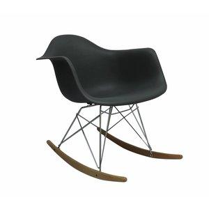 RAR Eames Design Rocking Chair Grey