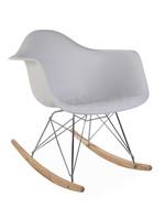 RAR Rocking Chair White