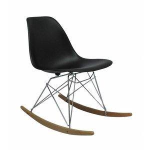 RSR Eames Design Schommelstoel Grijs