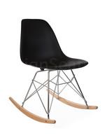 RSR Schommelstoel Zwart