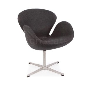 Swan chair Grijs Cashmere
