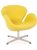 Swan chair Wol Mosterd