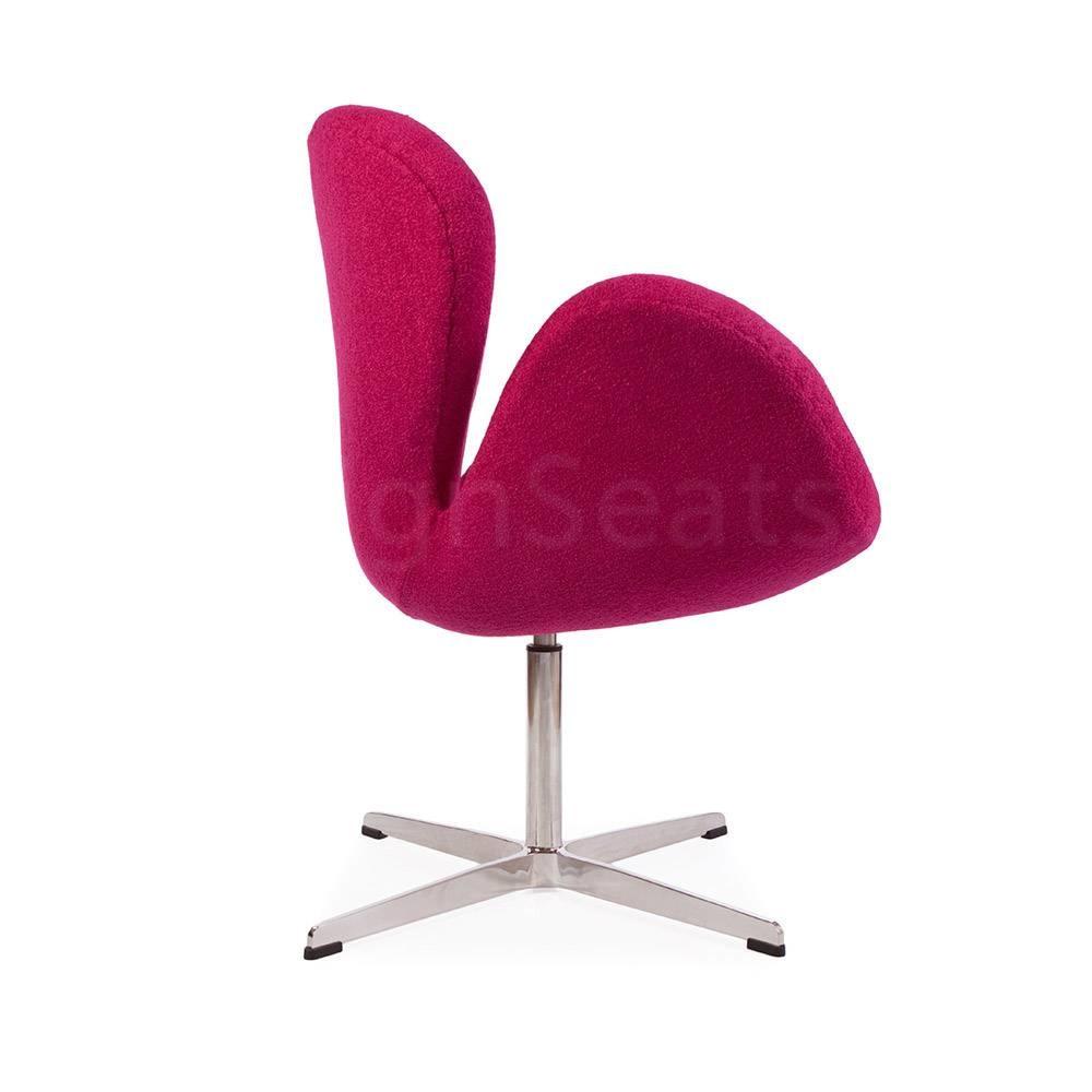 Egg Chair Roze.Swan Chair Mrs Beautiful