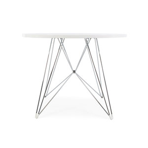 WDR Eames tafel Wit