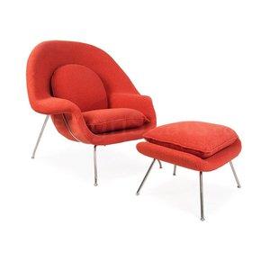 Womb chair Orange
