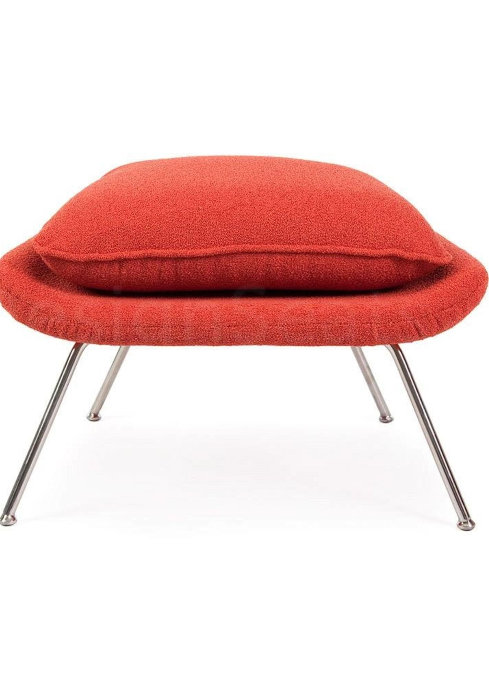 Womb chair Oranje
