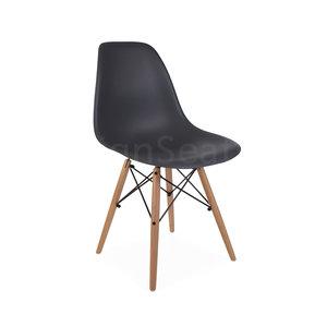 DSW Eames Design Stoel Grijs